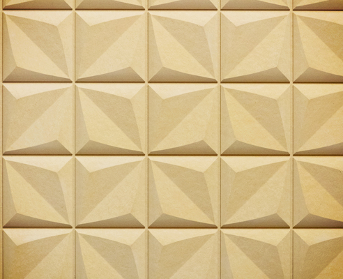 Chatterboxes 3D wall design from 3D Wall Panels