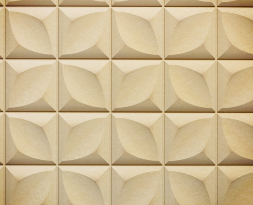Florets 3D wall design from 3D Wall Panels