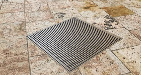 drainage grate for paving