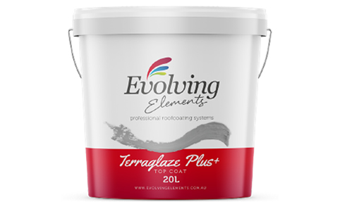 Terraglaze Plus+ Waterproof Acrylic Roof Sealant