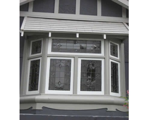uPVC Lead Light Windows