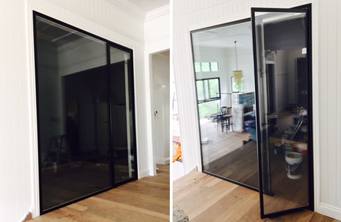 Wine Room Doors Thermal Insulated Glass Products