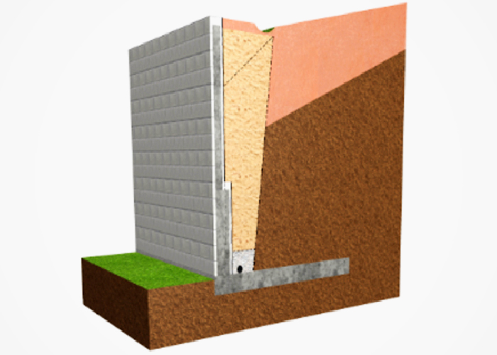 Retaining Wall Calculator - Baines Masonry at DesignBUILD 2019