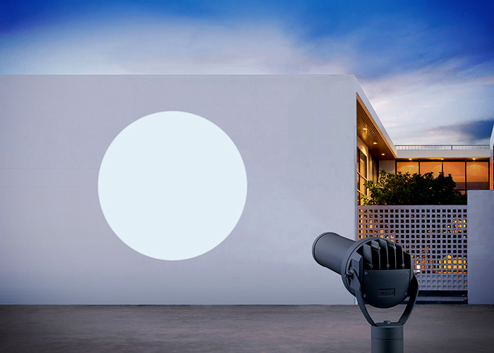 LED Profile Projectors with Tunable White Technology from WE-EF