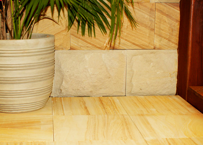 Natural Sandstone Pavers from iPave