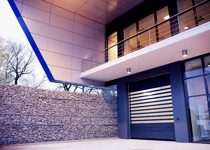 Roller Shutter Design for Speed and Efficiency by DMF