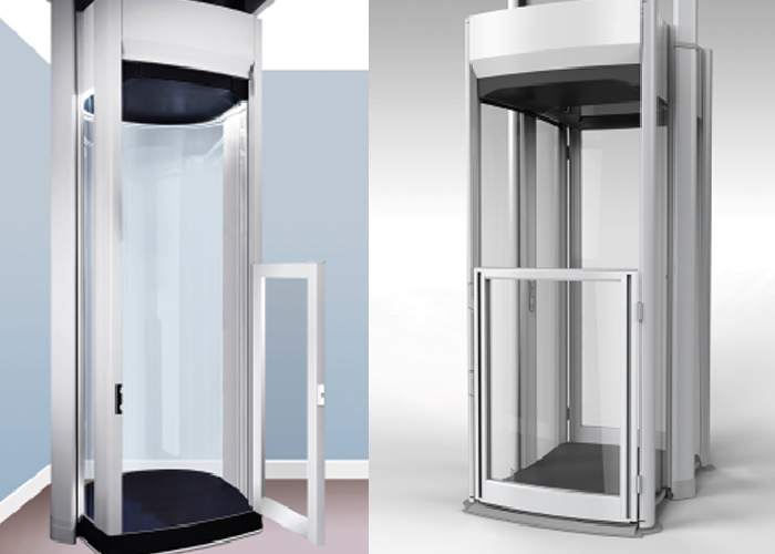 Space-Saving Residential Lifts from Compact Home Lifts