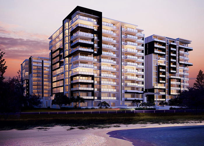 Waterproofing for Coastal Residences Queensland by Bayset