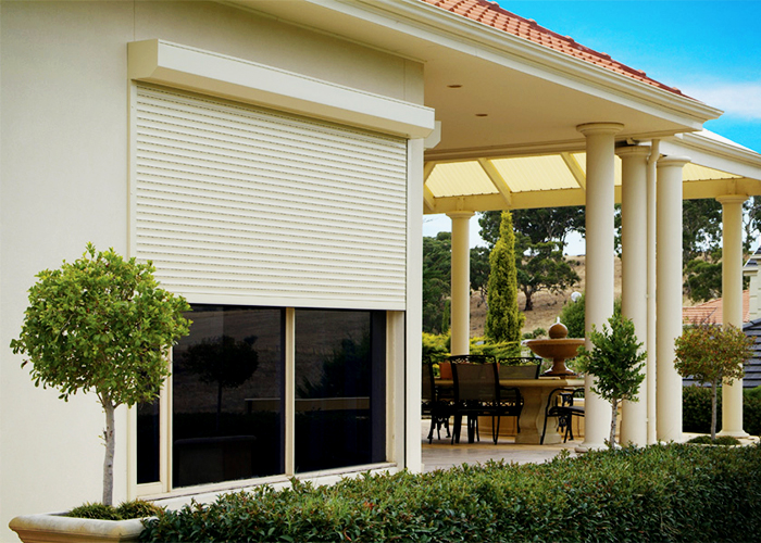 Residential Roller Shutters Adelaide from CW Products
