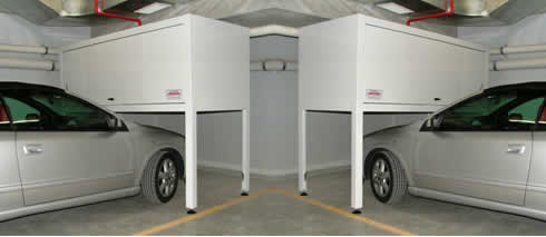 Space commander awarded major supply contract for Parking solutions for small spaces