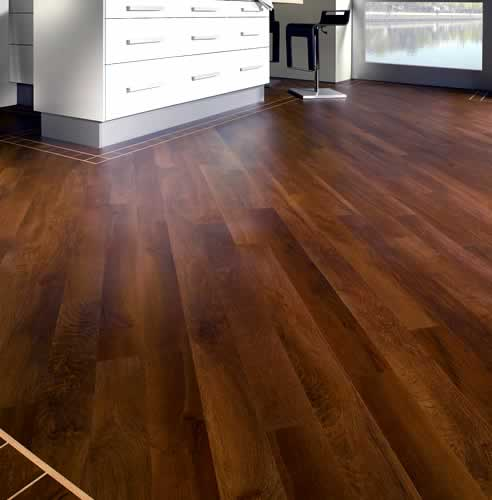 Karndean quiet vinyl flooring a quiet revolution for Wood linoleum