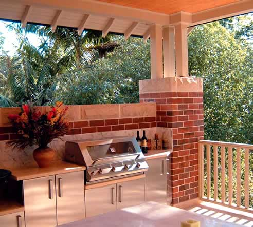 Lifestyle Barbeques Built Ins And Custom Outdoor Kitchens