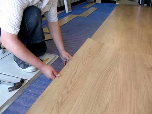 Coldbuster Floor Heating For Timber Laminate Floors