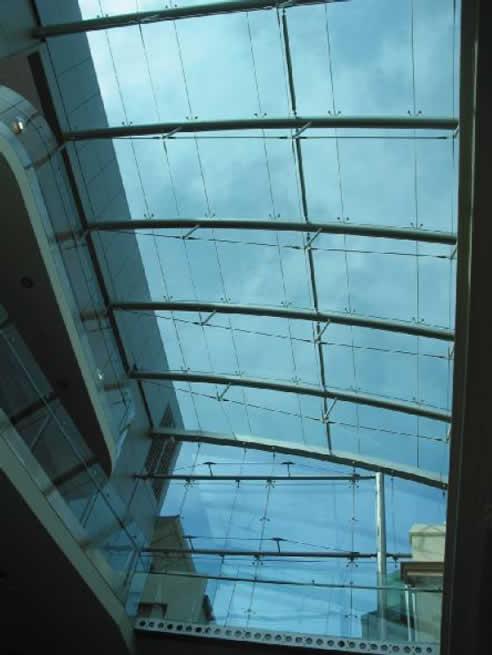 Austvision Tension Truss System From Australian Glass