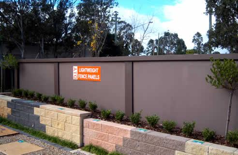 Render Fence Panels By Ezybuild Facades