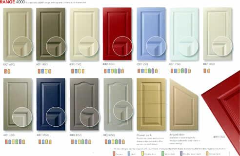 & New kitchen doors from Sydney Doors