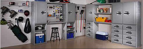 Garage Storage Solutions Melbourne From Garage Storage