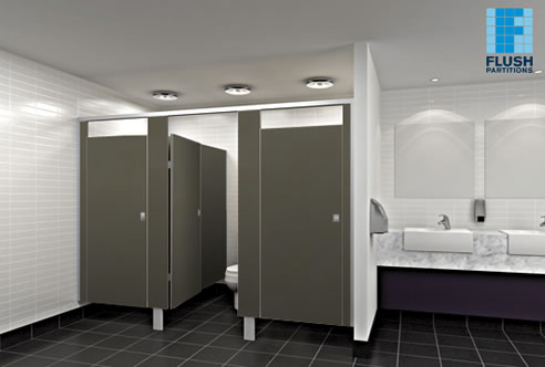 commercial washroom cubicles from flush partitions australia washroom cubicles - Commercial Bathroom Partitions