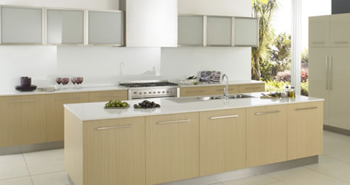 Melamine Kitchen Cabinet Doors