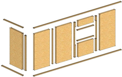 Structural Insulated Wall Panel Versipanel Versiclad