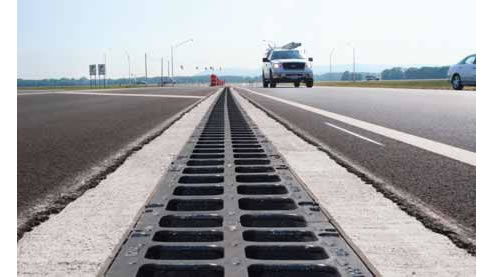 Road Drainage Systems From Aco Polycrete