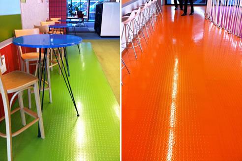 Rubber Floor Tiles Dalnaturel Dalsouple