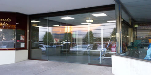 Automatic Doors Melbourne From Doorways