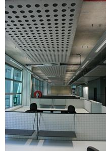 Fibre Cement Acoustic Lining Panel Decor Systems