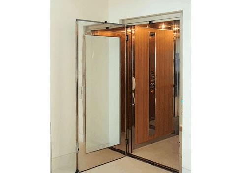 Swing Door Residential Lift Elfolift From Liftshop