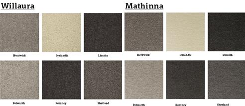 Wool Carpet Range From Velieris