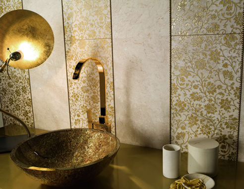 Metallic Wall Tile Design Dune Australia