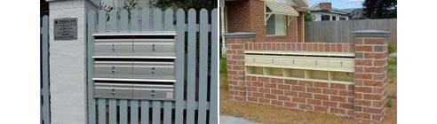 Letterbox Design Services Melbourne Securamail