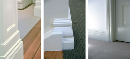 Federation Skirting Boards Australian Moulding Company