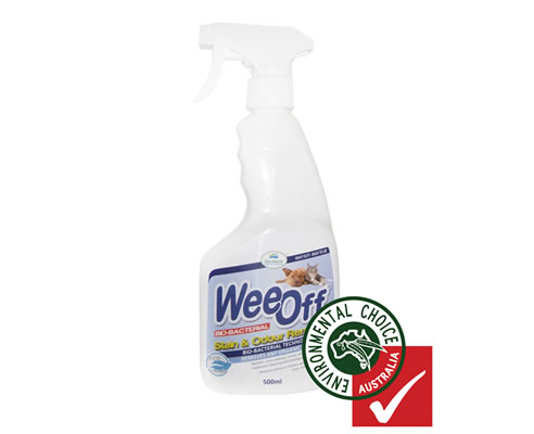 wee-off stain and odour remover