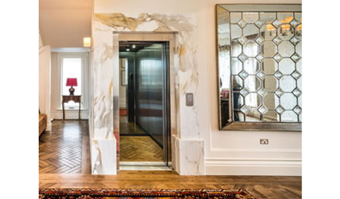 Customised luxury elevators easy living home elevators for Easy living elevators