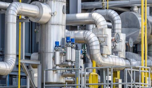 Industrial Pipe Insulation Experts Bellis Australia