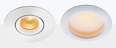 Astara Colour Shift LED Downlight | Pierlite