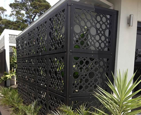 Decorative Patio Screens