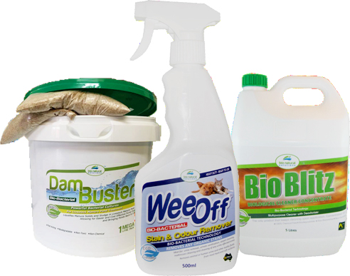 Eco friendly cleaning products from Bio Natural Solutions