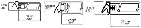Door set assemblies from Door Seals Australia