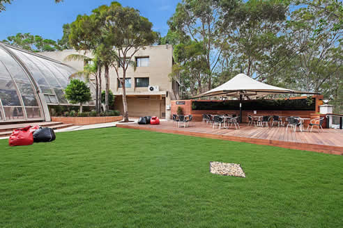 La Trobe University Eagle Bar