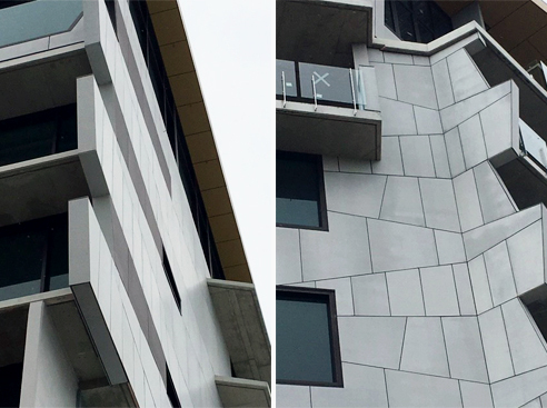 Cladding solutions for masonry substrates from UBIQ