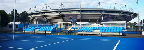 Sporting Installations From Court Craft