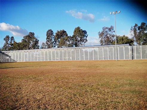 High security fencing from Australian Security Fencing