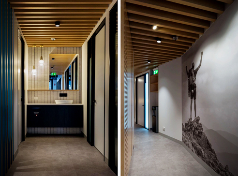 Office fitout from Supawood