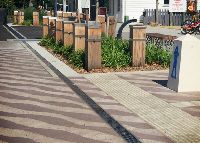 Economical Polymer Concrete Channel for Seaside Community from Hydro