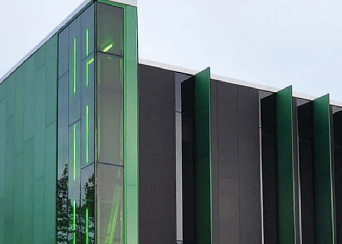 Superior Anodic Anodised Exterior Panels from Smartfix