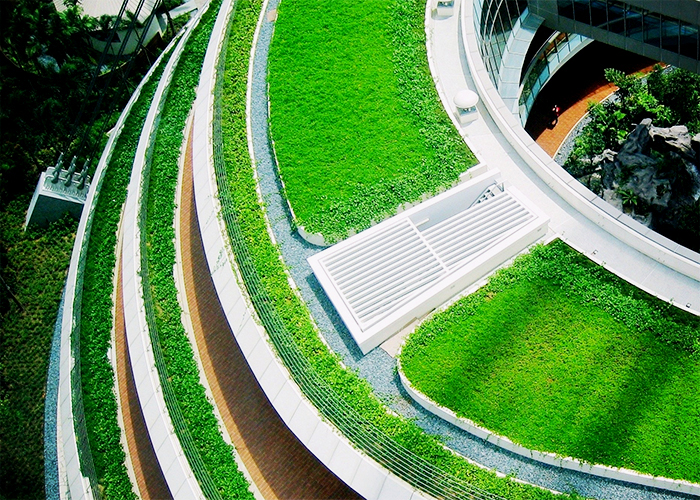 Urban Green Roofs Sydney from Elmich