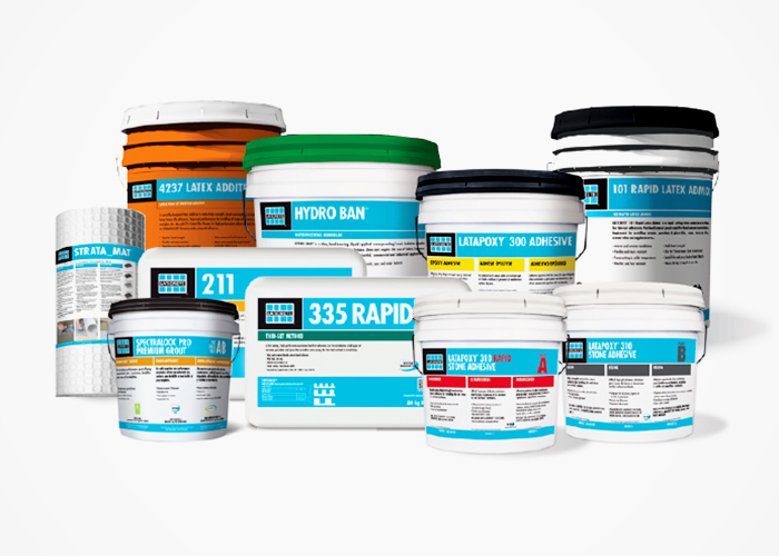 Fast Setting Ceramic & Stone Adhesives from LATICRETE