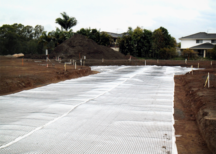 Geogrids for Subgrade Stabilisation from Polyfabrics